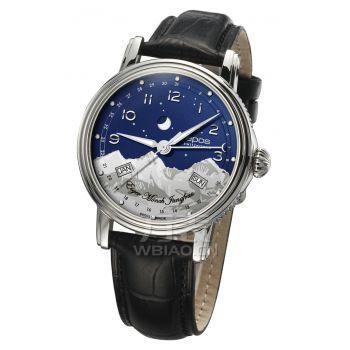 瑞士品牌轻奢腕表,第一款爱宝时两万以内男士机械表