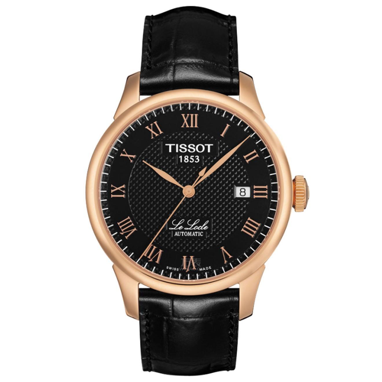 全自动机械表买什么好?5000元内男士全自动机械手表:天梭T41.5.423.53男士机械表