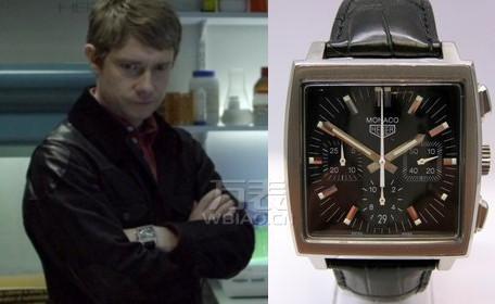 英剧《神探夏洛克》主角们戴的是什么手表?