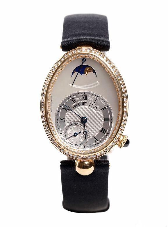 宝玑那不勒斯皇后女士机械腕表