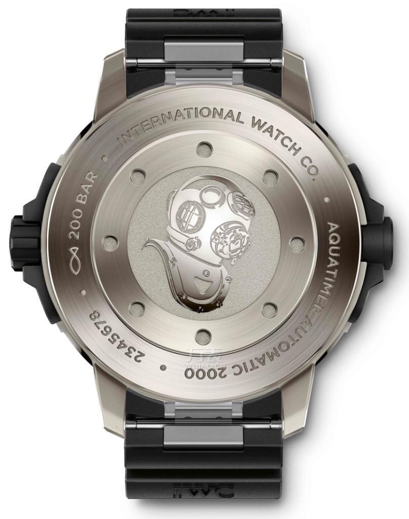 SIHH日内瓦表展新品 万国海洋时计2000自动腕表
