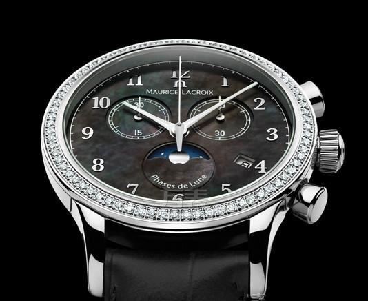 艾美典雅系列LC1087-SD501-360女士腕表