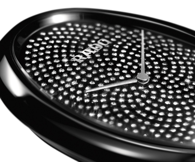 雷达表依莎系列 高科技陶瓷触感钻石版限量腕表