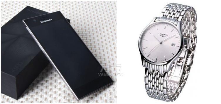 手表智能手机携手 呈上超薄视觉盛宴
