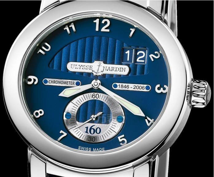 雅典160周年纪念型1600-100腕表
