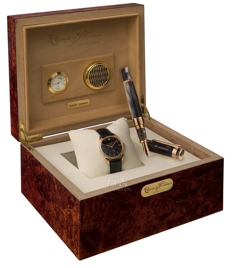 瑞士库尔沃CYS-Historiador 系列 pequenos segundos 3130.9N 男士机械表