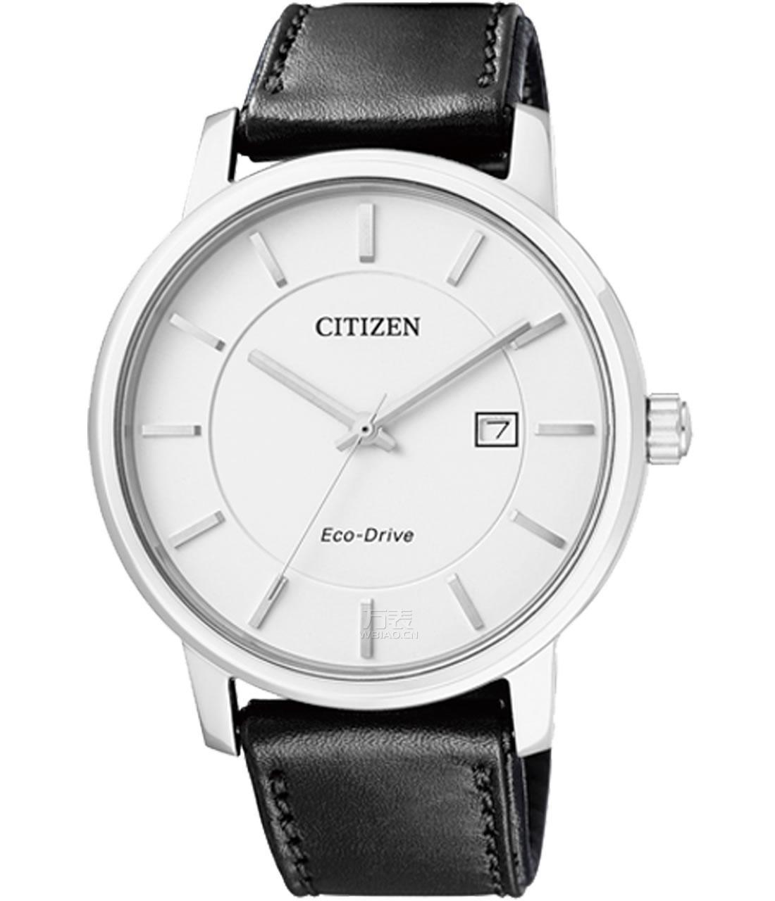 适合初入职场的日系男士手表:西铁城光动能表