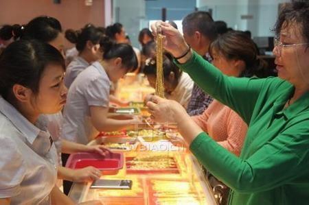 锐金利福珠宝品牌 发力二三线市场
