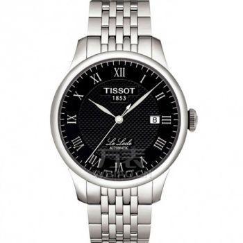 天梭TISSOT-力洛克系列 T41.1.483.53 男士机械表