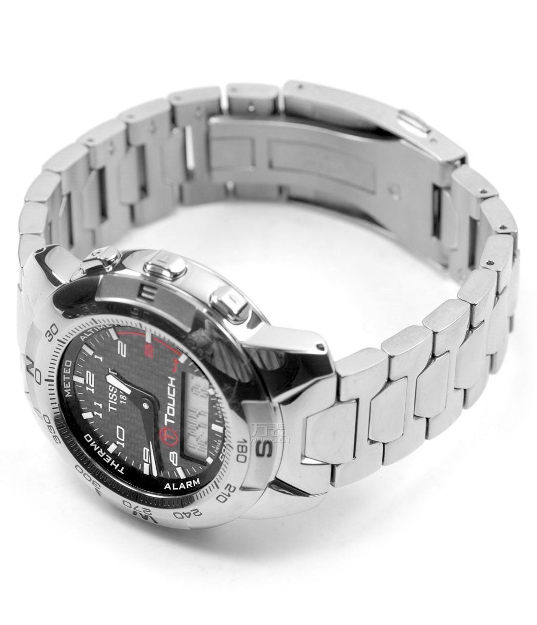 天梭触摸屏腕表 时尚运动