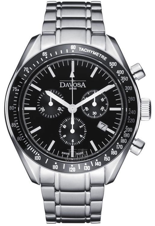 瑞士迪沃斯(DAVOSA)-Race Legend Chronograph系列 16347515 男士石英表