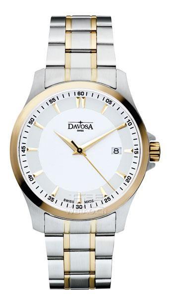 瑞士迪沃斯(DAVOSA)-CLASSIC QUARTZ 系列 16346715 男士石英表