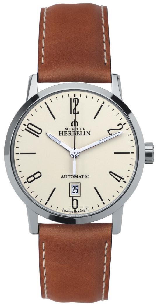 五一活力手表:赫柏林男士机械表