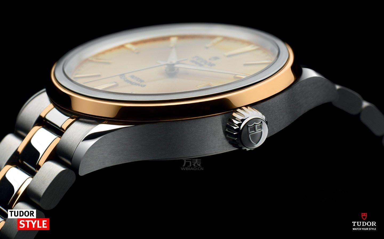 帝舵全新STYLE系列腕表 以现代风格演绎经典