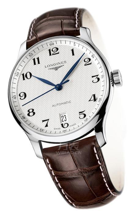 浪琴手表质量怎么样之浪琴名匠系列男士机械表