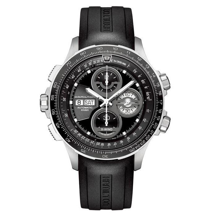 巴塞尔表展新品 汉米尔顿卡其系列超越风速计时腕表