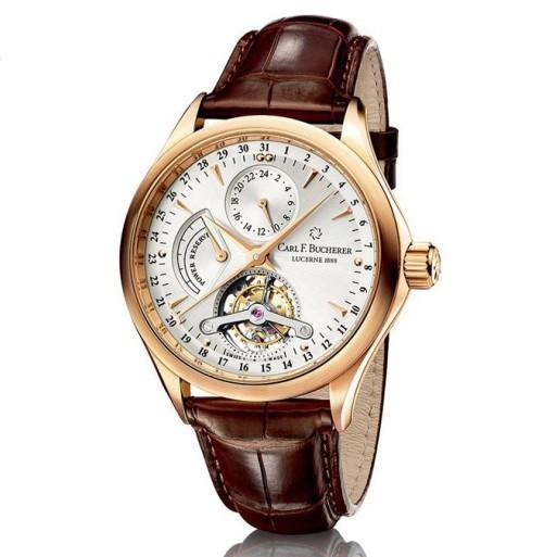 巴塞尔表展新品 宝齐莱马利龙陀飞轮限量款腕表
