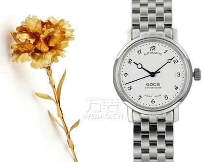 永不凋零的金箔康乃馨 与 见证温暖岁月的爱宝时腕表