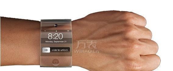 苹果智能手表,设计与技术的发展趋势打破传统钟表