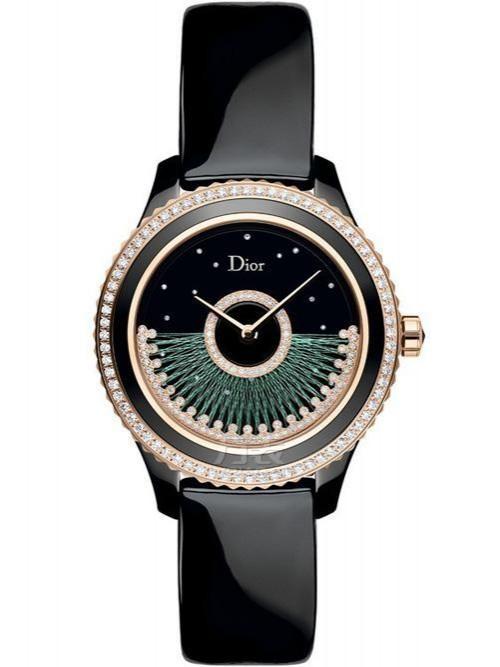 """迪奥Dior VIII Grand Bal""""Fil De Soie""""系列腕表"""