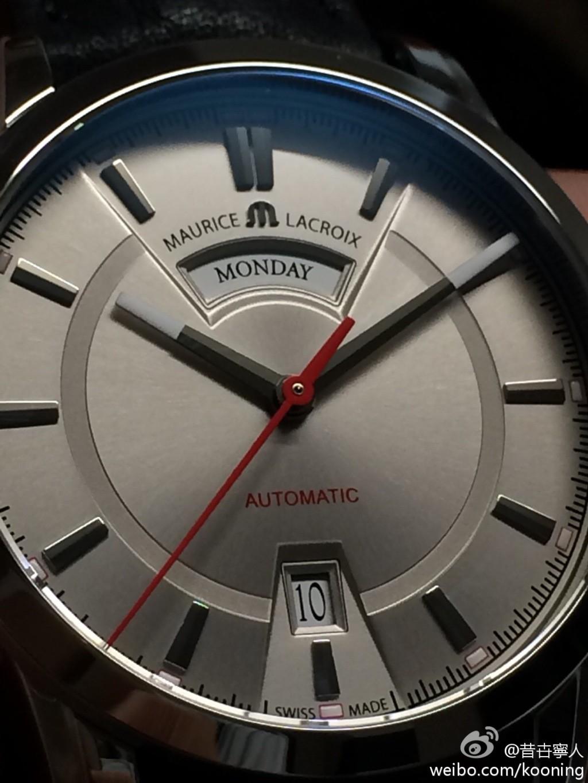 2014年巴塞尔表展:艾美新款腕表