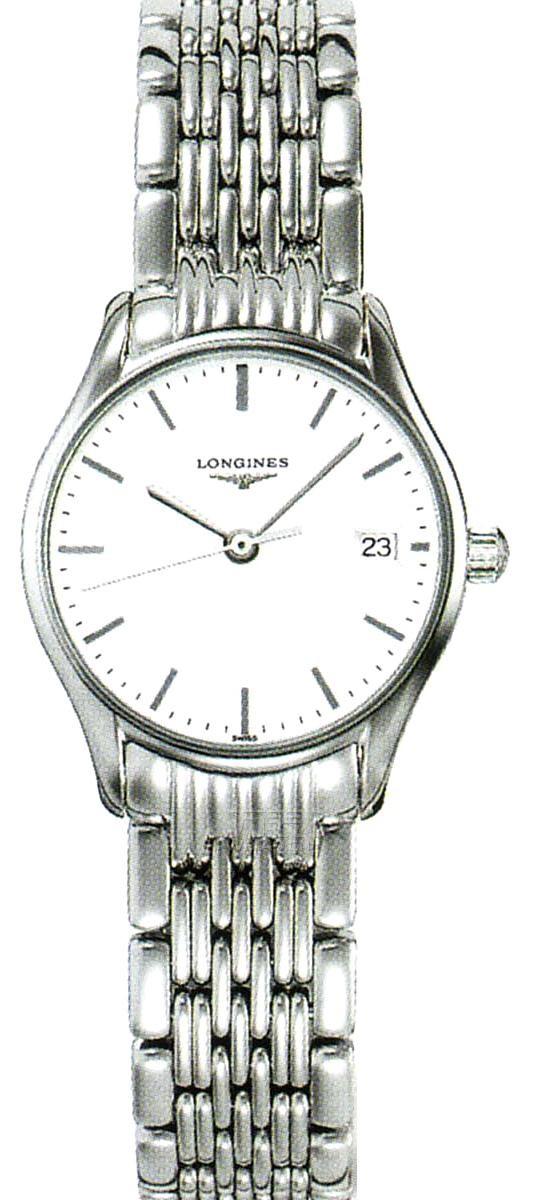 浪琴Longines-律雅系列 L4.259.4.12.6 女士石英表