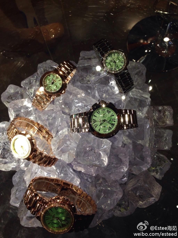 2014巴塞尔表展:芬迪FENDI手表