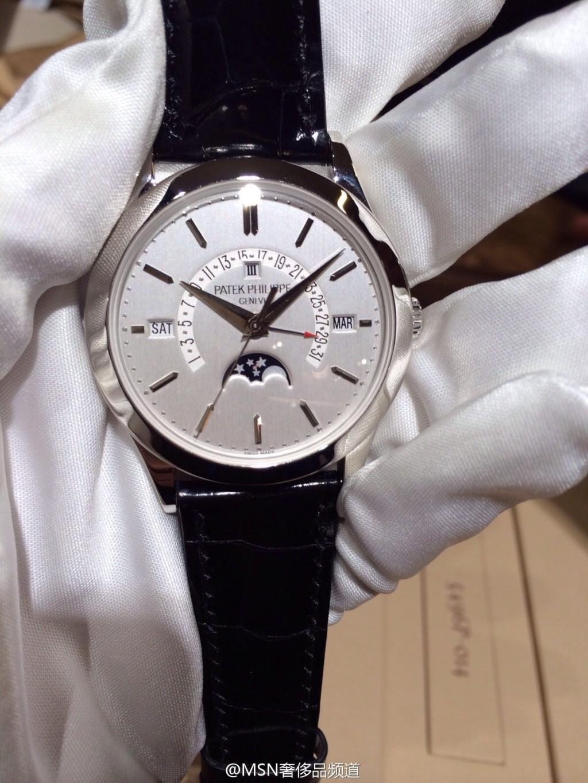 2014巴塞尔表展:百达翡丽腕表