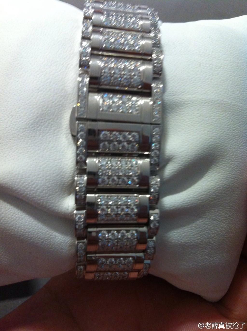 宝齐莱白蒂诗限量版Pathos Diva Joaillerie腕表