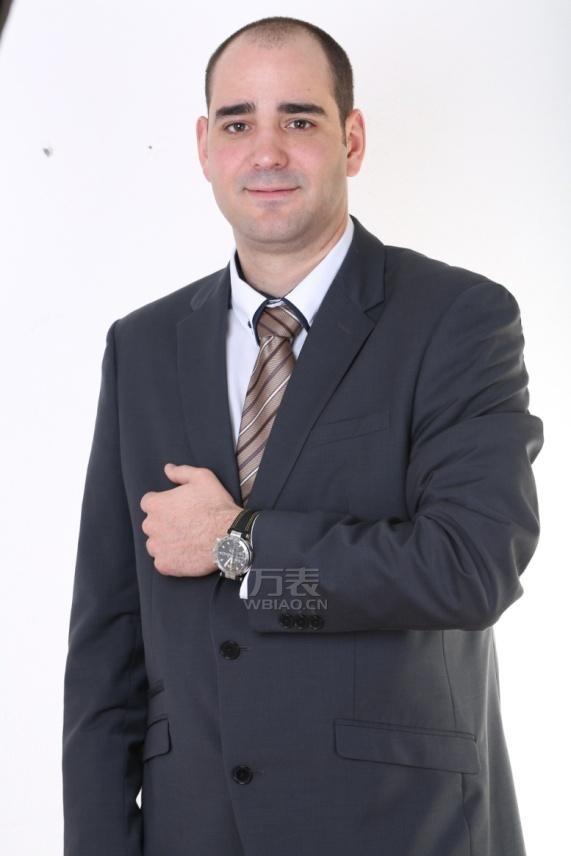 法国赫柏林(Michel Herbelin)亚洲区经理班杰明先生