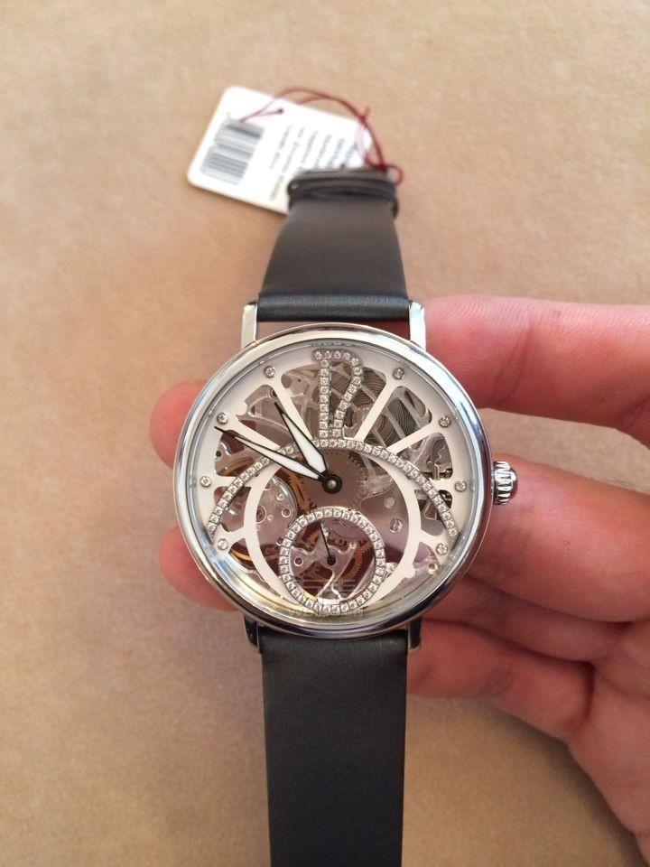镂空手表是手表市场上最具吸引力的款式之一