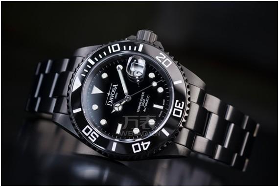 瑞士迪沃斯(DAVOSA)-Ternos Automatic系列 16160055 男士潜水表
