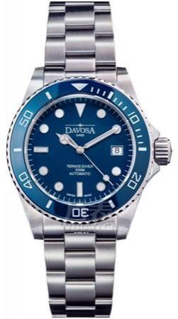 瑞士迪沃斯(DAVOSA)-Ternos Professional Automatic 500M系列 16155640 男士潜水表