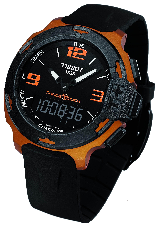 天梭 T-Race Touch铝质腕表