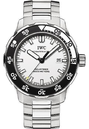 万国IWC-海洋时计系列 IW356809 机械男表
