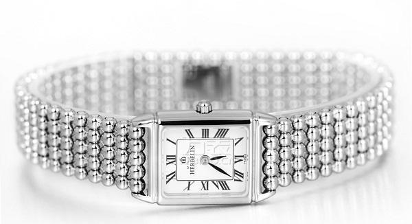法国精致腕表品牌:赫柏林-Perles 珍珠系列 17423/B01 女士石英表