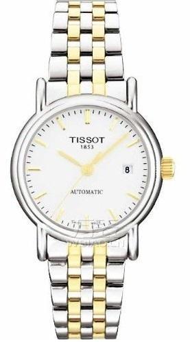 天梭TISSOT-卡森系列 T95.2.483.31 机械男表