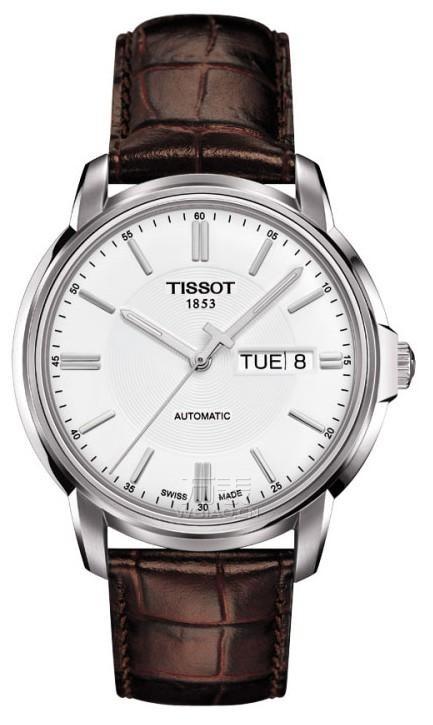 天梭TISSOT-海星系列 T065.430.16.031.00 机械男表