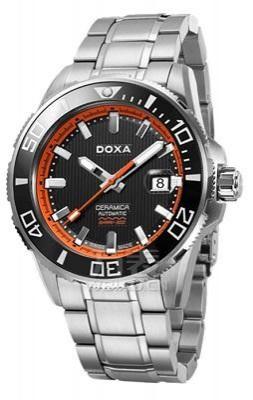 时度DOXA-潜水300系列 D127SBO 机械男表