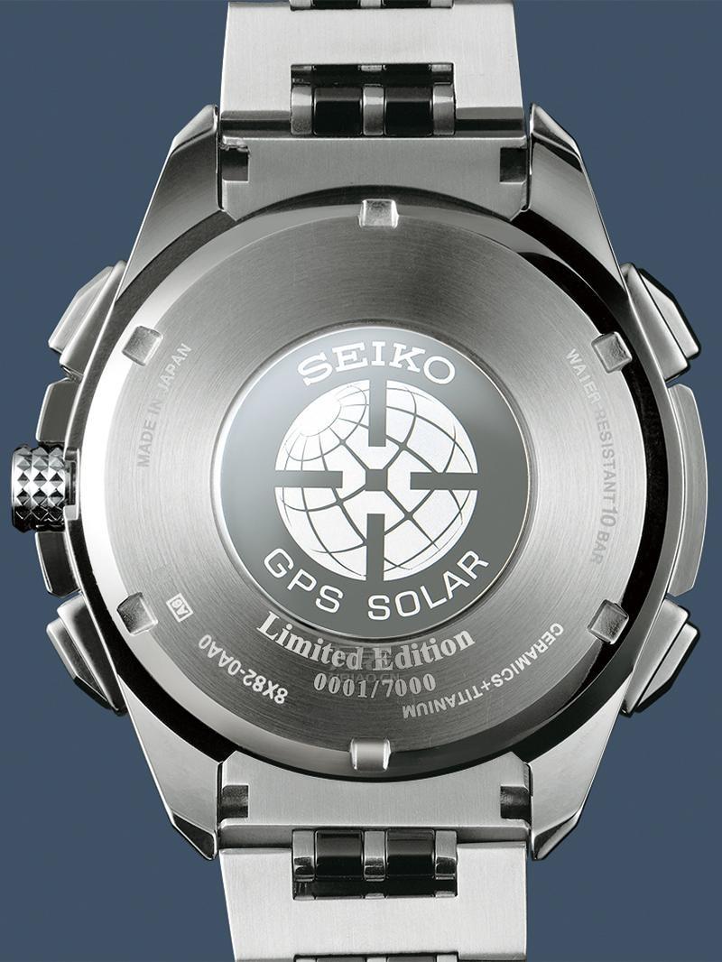 精工Astron旗舰限量版腕表