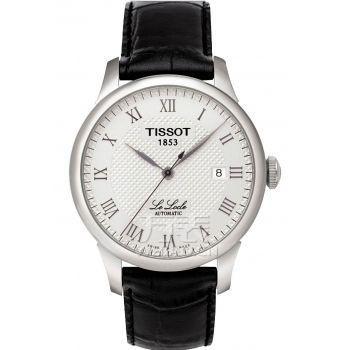 天梭Tissot-力洛克系列 T41.1.423.33 机械男表