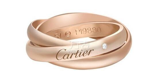 """珠宝皇帝""""法国Cartier卡地亚是世界三大珠宝品牌之一"""