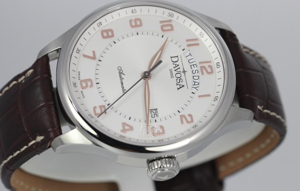 瑞士迪沃斯(DAVOSA)-PARES AUTOMATIC 系列 16148336 机械男表