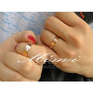 卡地亚戒指尺寸对照表 如何买到合适的卡地亚婚戒