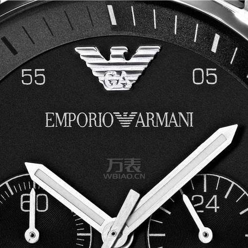 探索时计,从香港阿玛尼手表选购之旅开始