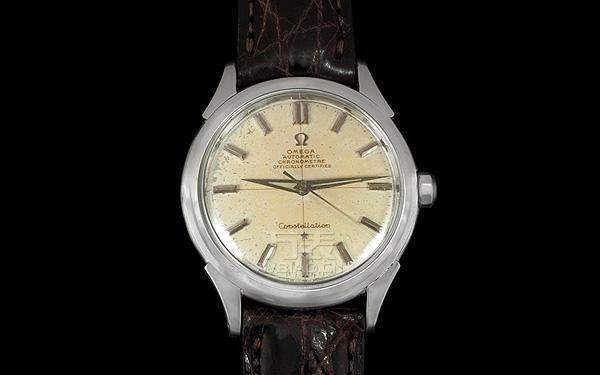 欧米茄星座系列腕表(型号:2852 10SC,ca.1961)