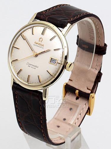 欧米茄海马碟飞系列腕表(型号:166.020 ca.1968)