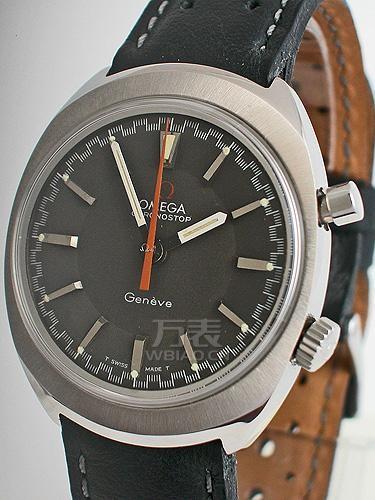 欧米茄日内瓦停秒计时系列腕表 ca.1970