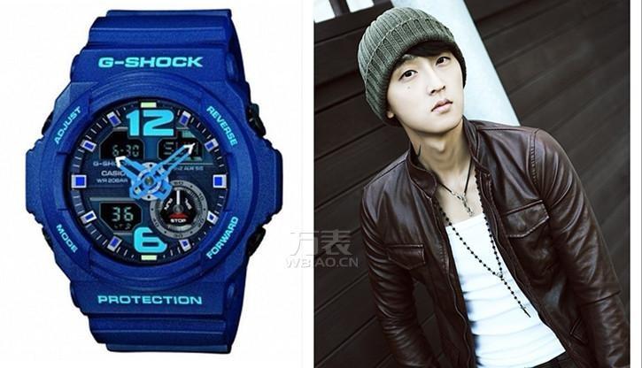 男孩喜欢什么手表?男孩佩戴手表大揭秘
