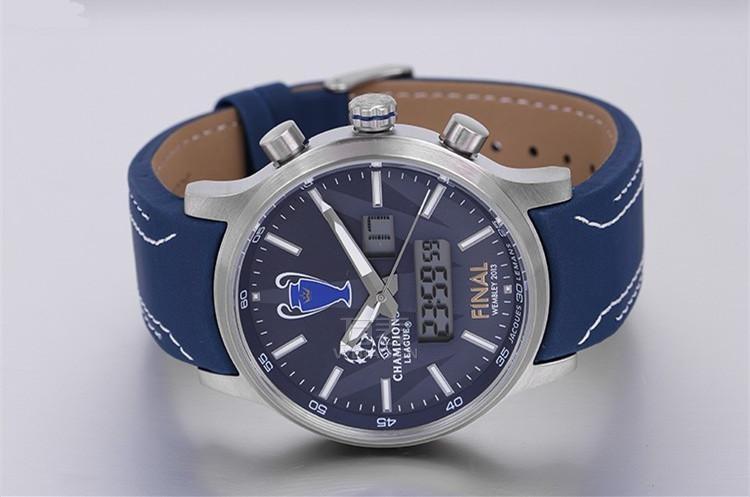 男士手表什么颜色好?男士手表颜色时尚搭配